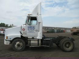 volvo 800 truck 1991 volvo wca semi truck item h6469 sold october 31 co