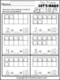 free let u0027s make 10 gumdrop addition worksheet for christmas and