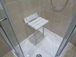 Bathroom Shower Chair Bathroom Shower Stools Cedar Shower Bench Bathroom Shower Bench