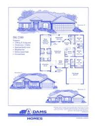 adams homes floor plans the adams homes 2 169 shown in all brick also available in