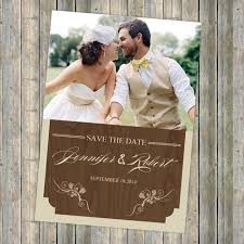 save the dates cheap 9 best images of cheap save the date cards rustic wedding save