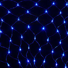 led net lights large outdoor decorations garden mesh