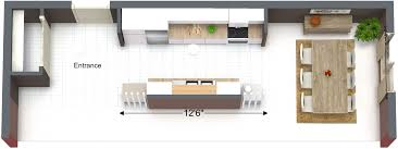 Designs For Galley Kitchens The Perfect Galley Kitchen Top Creative Space Ideas