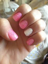 best 25 glitter gel nails ideas on pinterest silver sparkle