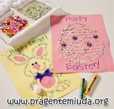 Seashell Craft Ideas For Kids - atividade de páscoa com casca de ovo pra gente miúda pascoa