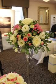 Wine Glass Flower Vase Glass Flower Centerpieces Fancy Tall Flower Arrangements Wedding
