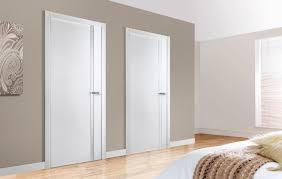 Interior Door Modern Arazzinni Unica Bianco Noble Modern Interior Door