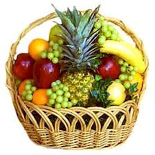 basket of fruits delicious fruits in a basket
