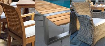 Stainless Steel Patio Table Mhc Outdoor Living