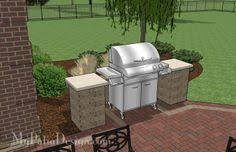 Large Paver Patio Design With Grill Station Bar Plan No by Small Condo Patio Design Ideas Small Patio Makeover Patios