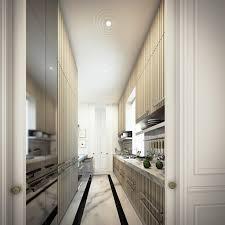 collection long narrow kitchen ideas photos free home designs