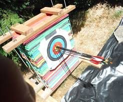 ultra durable foam archery target 9 steps with pictures
