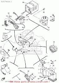 yamaha g19 wiring diagram yamaha wiring diagrams