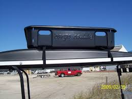 golf cart storage tray overhead under seat mounted to steering