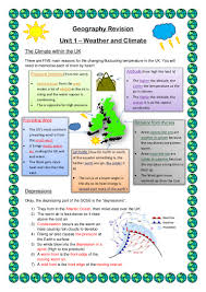 as politics revision guide geography revision weather and climate