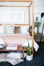 Room And Board Bed Frame Newlywed Bedroom Giveaway With Room Board 100 Layer Cake