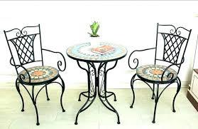 outdoor mosaic bistro table outdoor mosaic bistro table alfresco home indoor outdoor marble