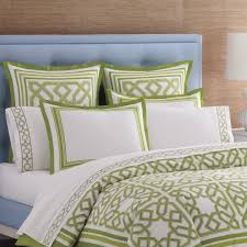 Bright Green Comforter Stylish Bedding For Teen Girls