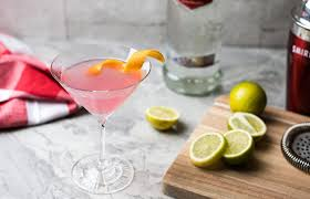 cosmo martini recipe the mix cosmopolitan cocktail recipe vodka cocktails the mix