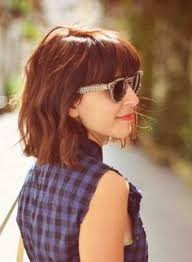 short hairstyles with glasses and bangs long brown bob jpg 500 723 pixeles bangs pinterest hair style