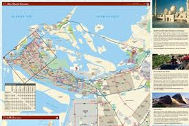 printable abu dhabi road map download collaterals maps wallpapers of abu dhabi visitabudhabi ae