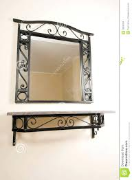 wall mirrors small wall mirror with shelf small wall mirrors