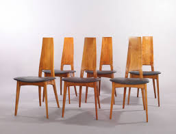 Dining Table And Six Chairs Extendable Dining Table With Six Chairs Solid Cherry Production