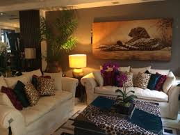 Beautiful Leopard Decor For Living Room Pictures Awesome Design - Animal print decorations for living room