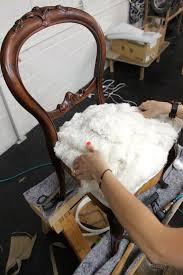 Dining Chair Foam Upholstery Basics Constructing Coil Seats Part 2 Design Sponge