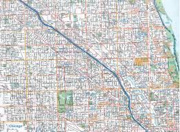 Map Chicago Metro by 29 Luxury Chicago Road Map Afputra Com