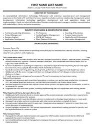 Sap Crm Resume Samples by Top Technology Resume Templates U0026 Samples