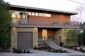modern exterior railing design exterior contemporary with mid