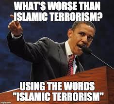 Here We Go Again Meme - oh here we go again white house warns americans not blame islam for