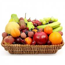 fresh fruit basket delivery cherry berry fruit basket send fresh fruits uk expressgiftservice