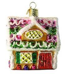 bundt cake christmas ornaments kerstballen weihnachten
