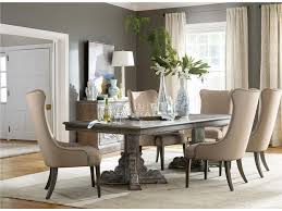 hooker furniture 5701 75003 dining room rectangle dining table base