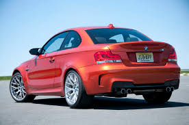 2011 bmw 1 series m coupe first drive autoblog