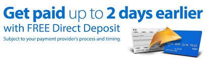 direct deposit card walmart moneycard prepaid debit card review