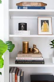 Bookshelf Styling A Designer U0027s Essentials For Shelf Styling Coco Kelley Coco Kelley