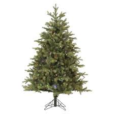 9 rocky mountain fir led pre lit instant artificial