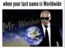 pitbull memes take over reddit as everyone is now mr worldwide
