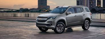 trailblazer 2017 7 seater family suv overview chevrolet sa