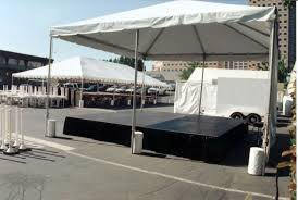 portable stage rental for burlington bellingham everett seattle