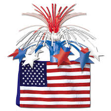 american flag decorations supplies clip library