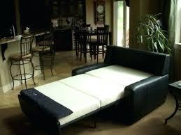 Sleeper Sofa Memory Foam Mattress by Loveseat Loveseat With Full Sleeper Reclining Loveseat And
