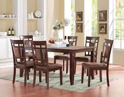 Acme Dining Room Sets by Amazon Com Acme Furniture 71160 Sonata Dining Table Cherry Tables