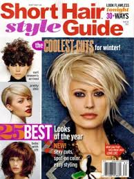 short hair style guide magazine products page 3 jet rhys