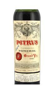 learn about petrus pomerol bordeaux petrus pomerol 1945