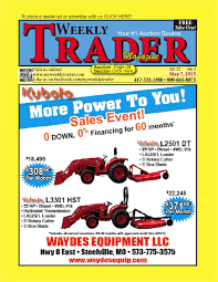 weekly trader may 7 2015 by weekly trader issuu