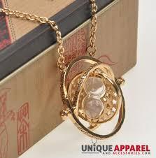 hermione necklace images Harry potter time turner necklace hermione granger rotating spins jpg